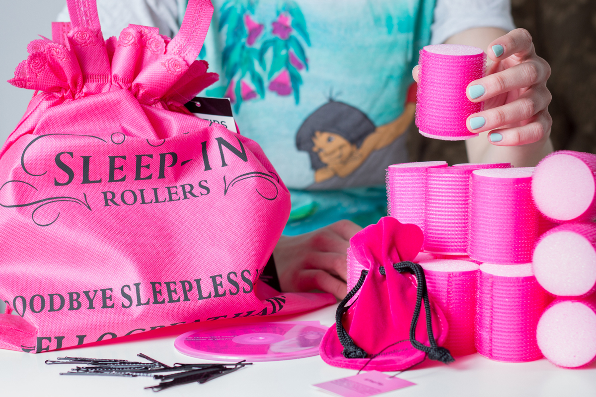 Lazy Sunday: Jungle Book nightshirt & Sleep-In Rollers II How I met my outfit