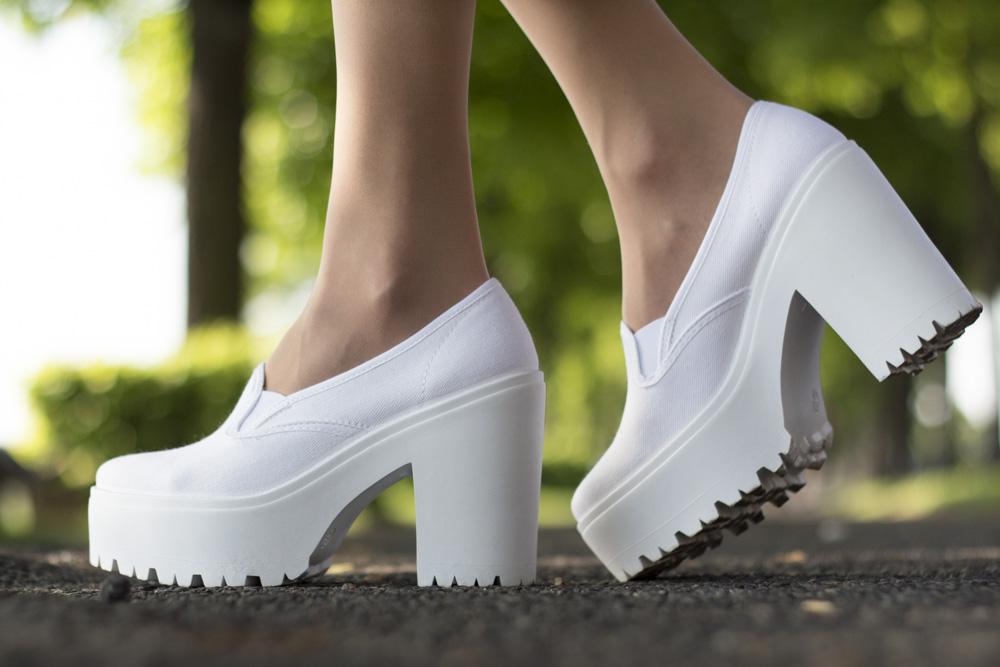 Ich liebe diese Schuhe!! // I love these shoes!!