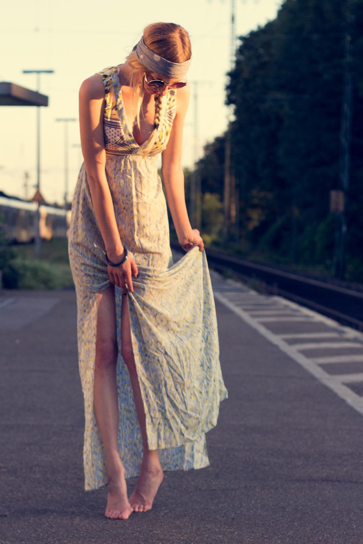 Hippie Chic Maxi Dresses: Dreamer. <3