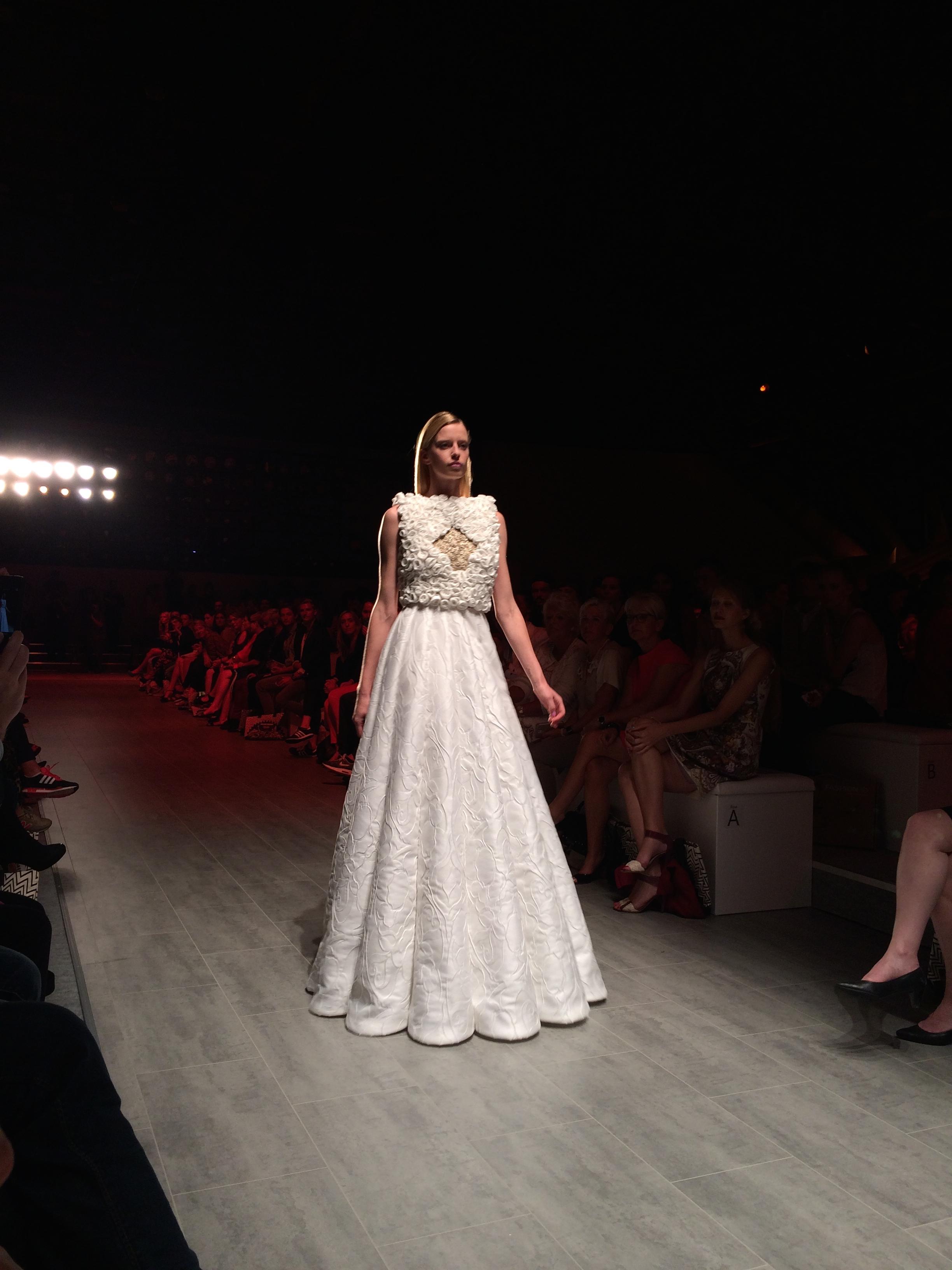 MBFW 2014 - Kilian Kerner Fashion Show