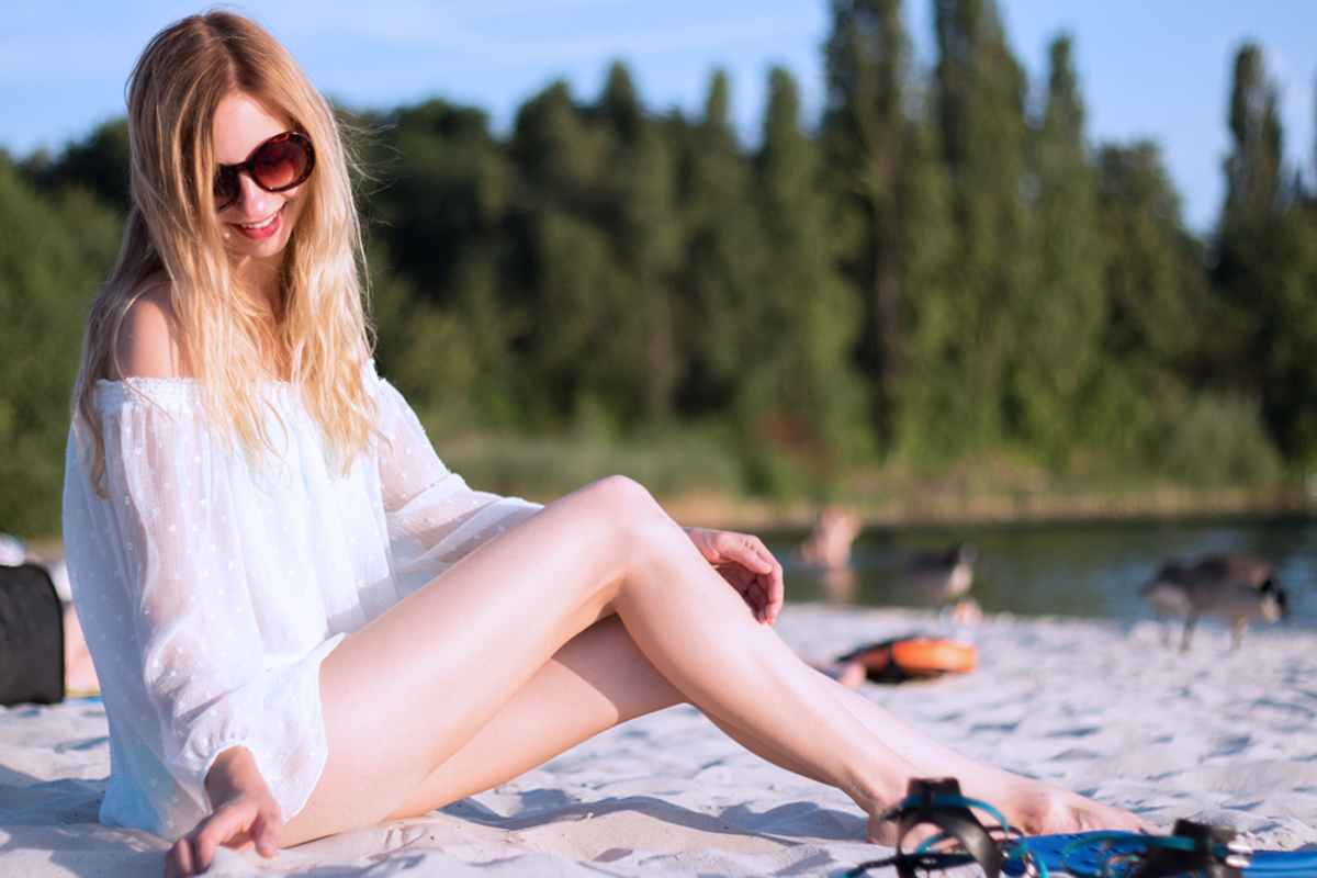 That's why I have been so excited for summer to come! II How I met my outfit