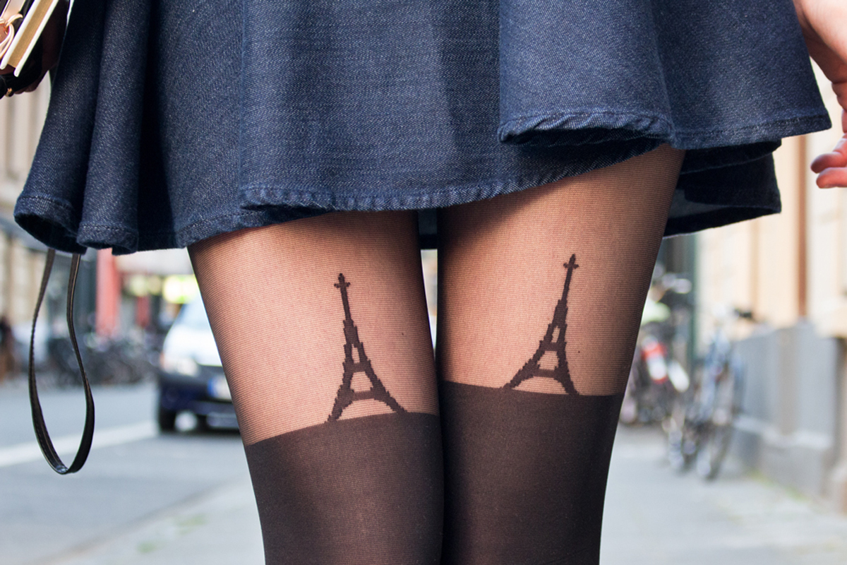 Bonjour à Paris! II How I met my outfit
