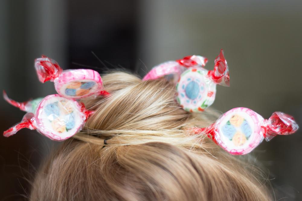 Sweet'n Fun Blumen-Lolly