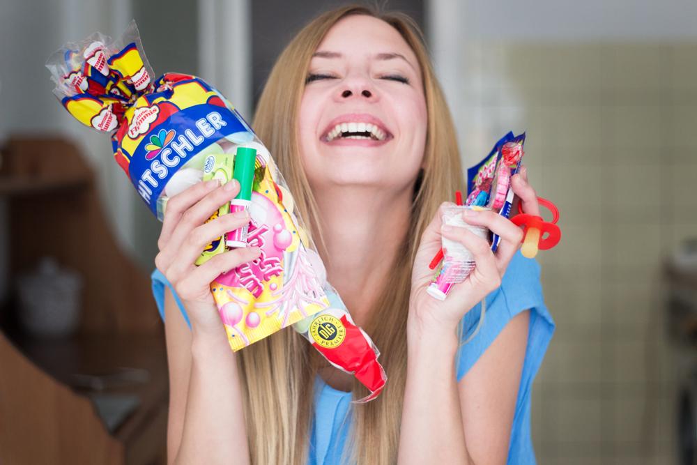 I'm in sweets heaven!