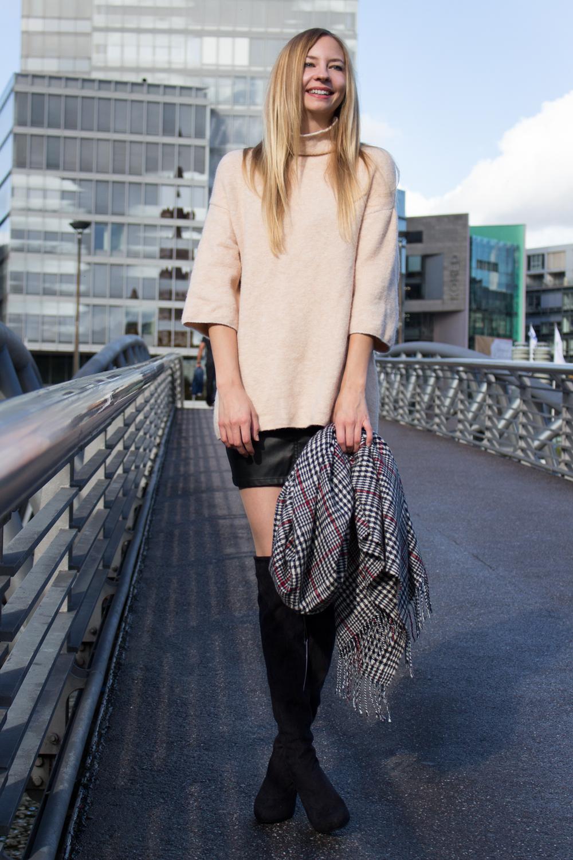 Blogger Fashion Week - Cocooning