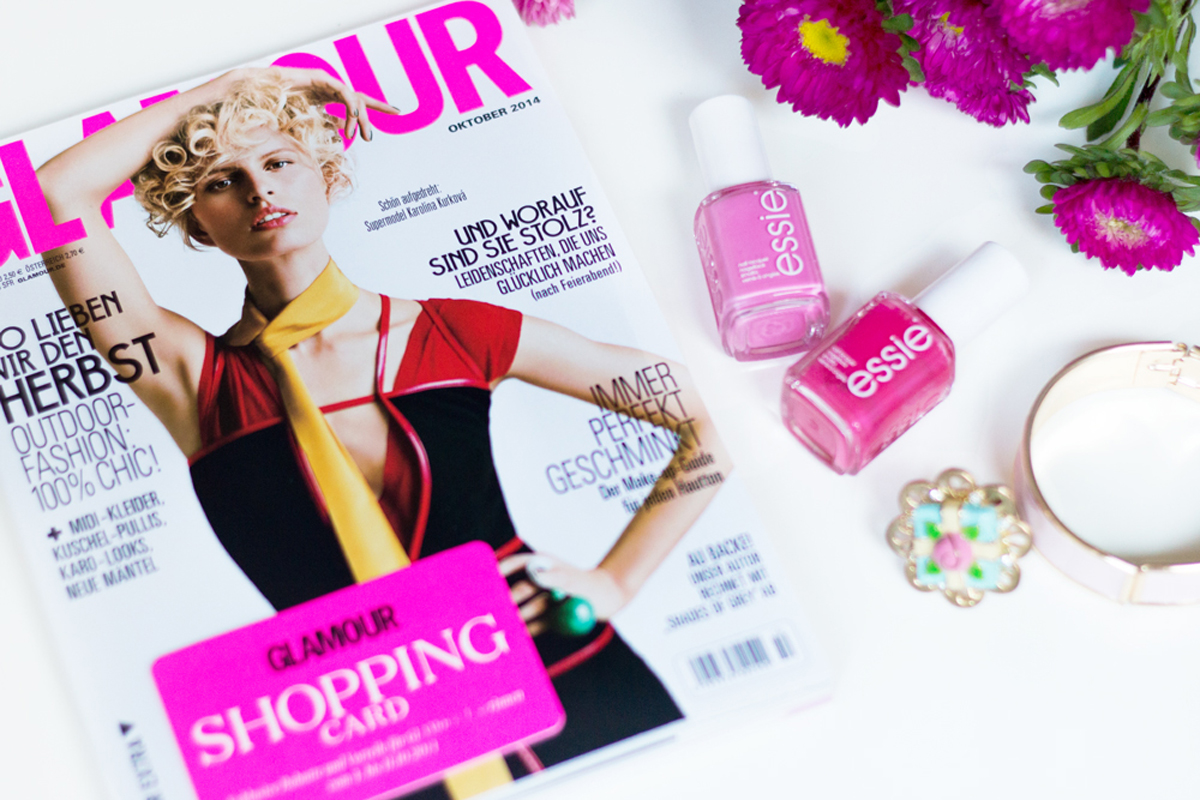 Glamour Shopping Week 2014 - Highlights II How I met my outfit