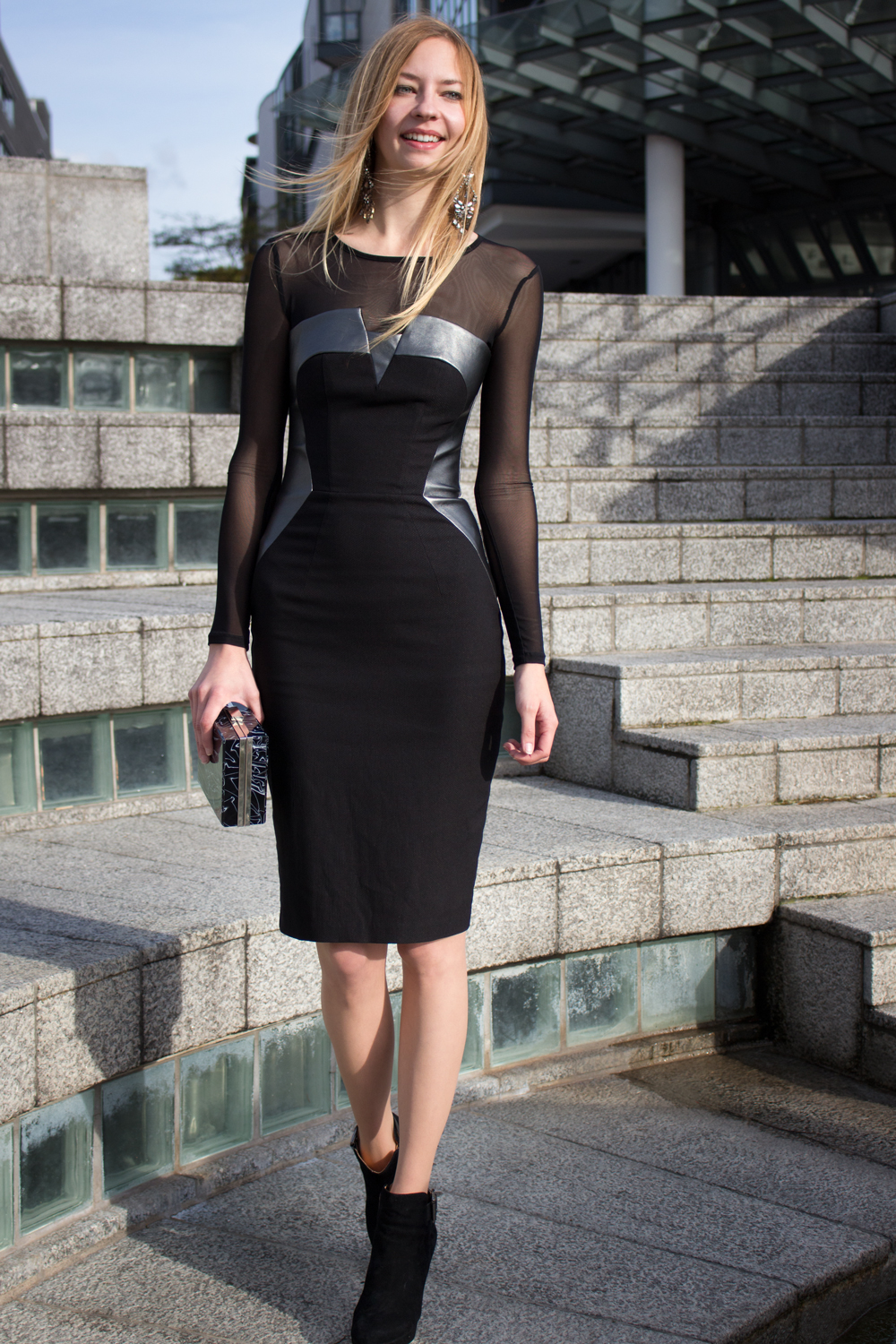 The New (Year\'s Eve) Dress by Hybrid – How I met my outfit