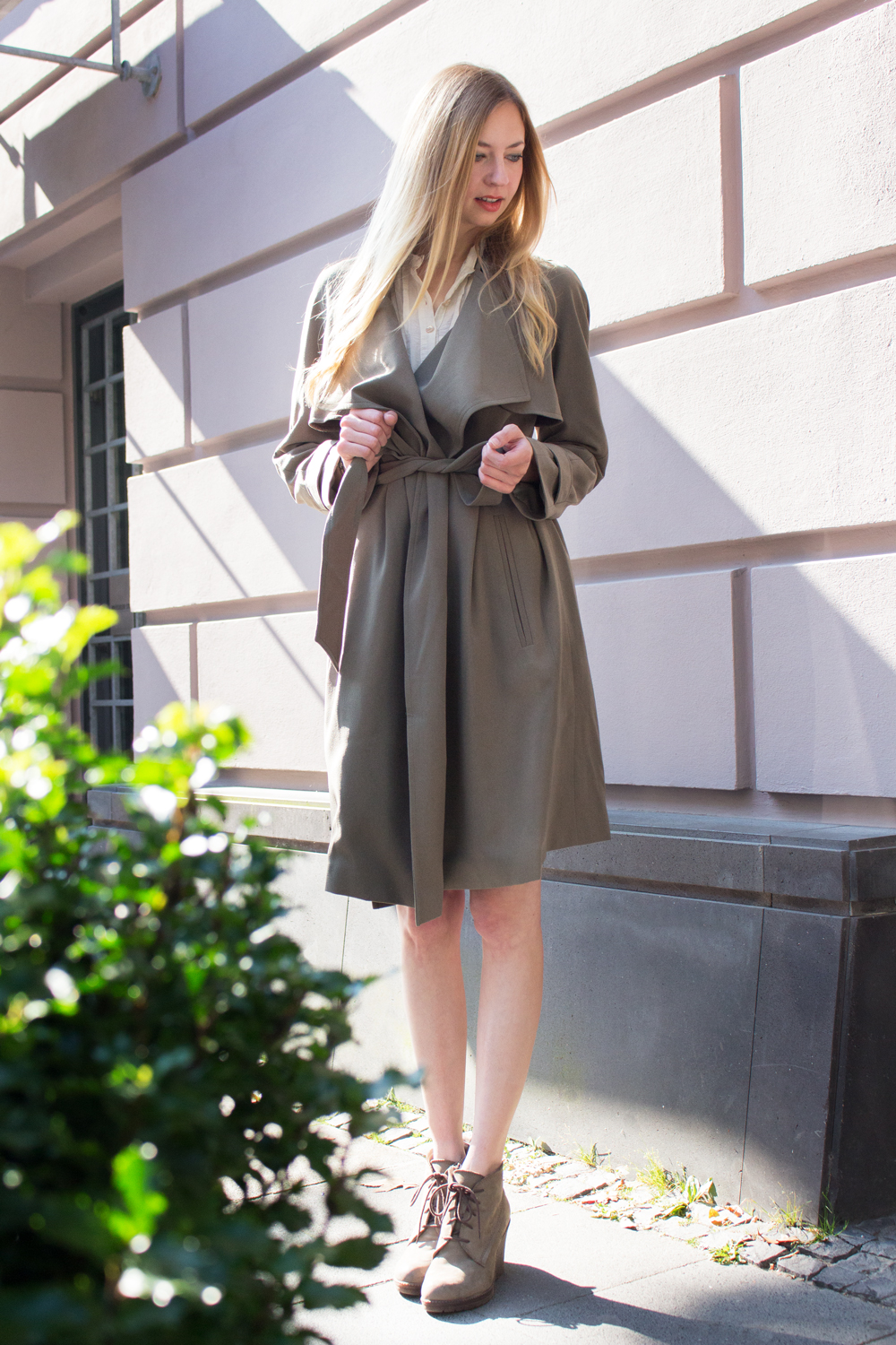 Trenchy Trench Coat