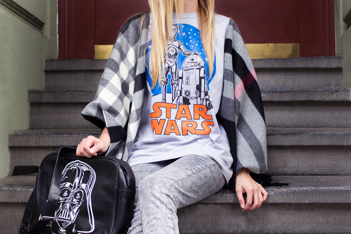 May the Force be with u! II How I met my outfit