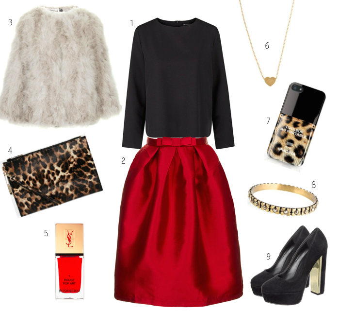 In love with... FESTIVE STYLES