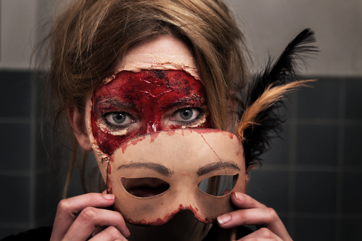 Review: Halloween Party 2014 II How I met my outfit
