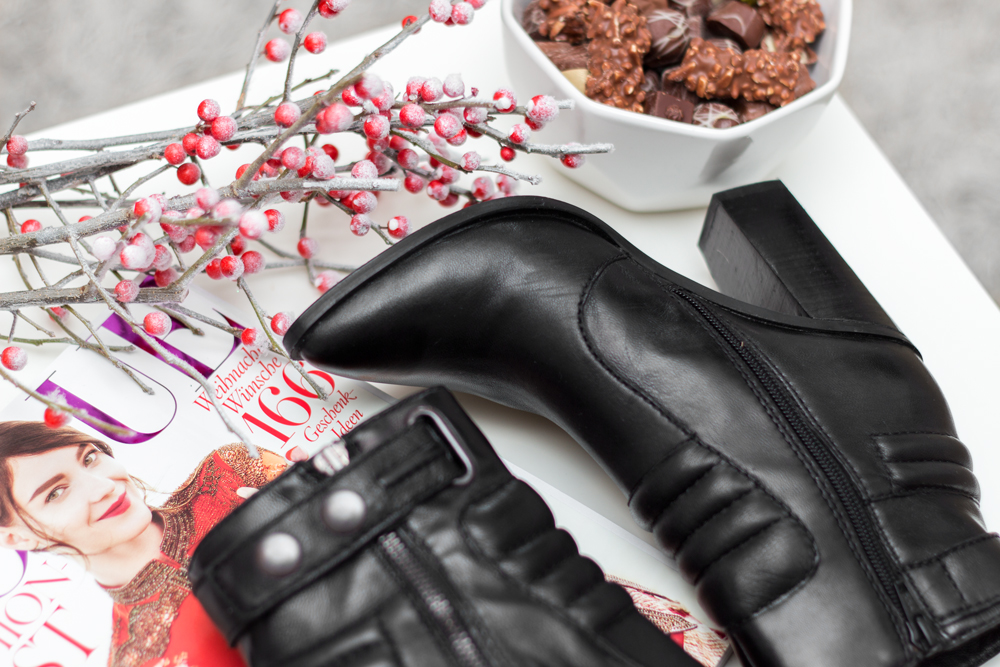 New in: Sacha Shoes & Lindt Chocolate