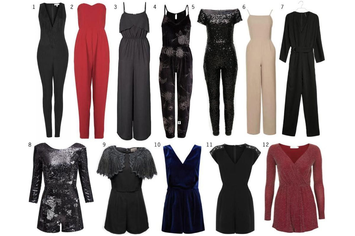 Jumpsuits for Christmas & New Year's Eve II How I met my outfit