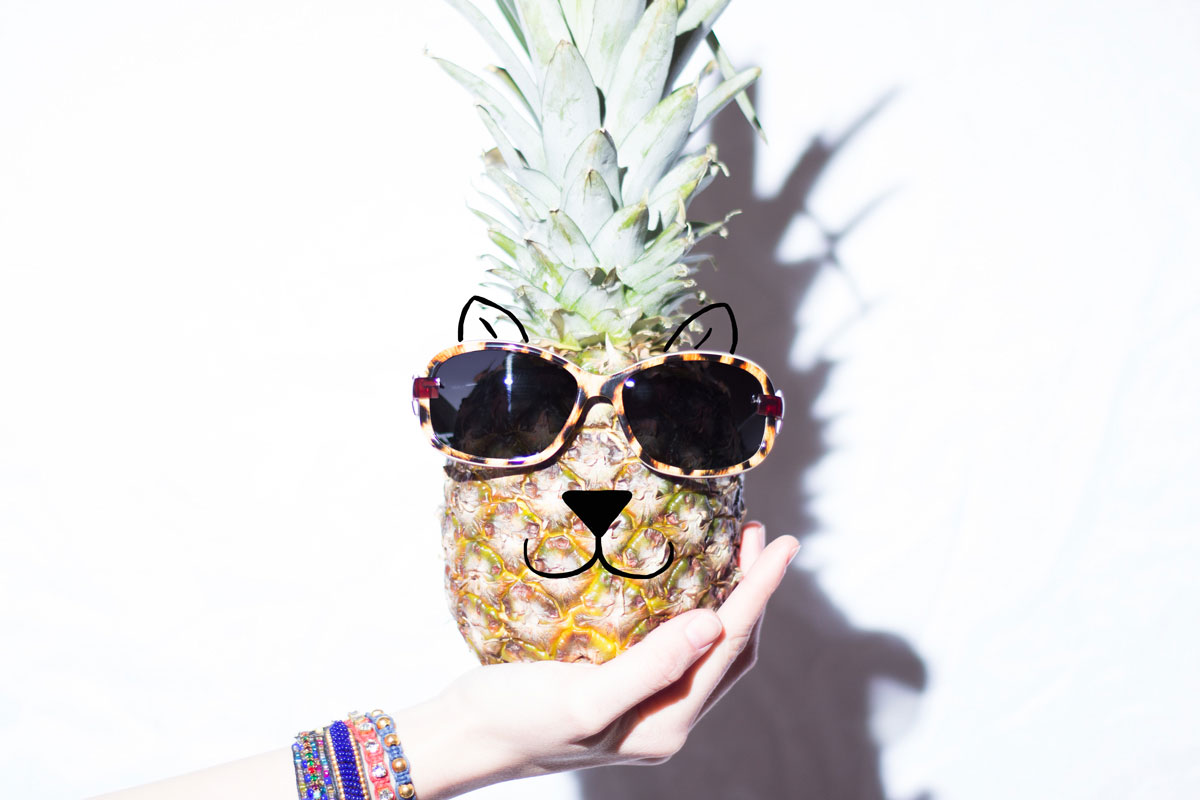 Pimp my pineapple X switch it sunnies
