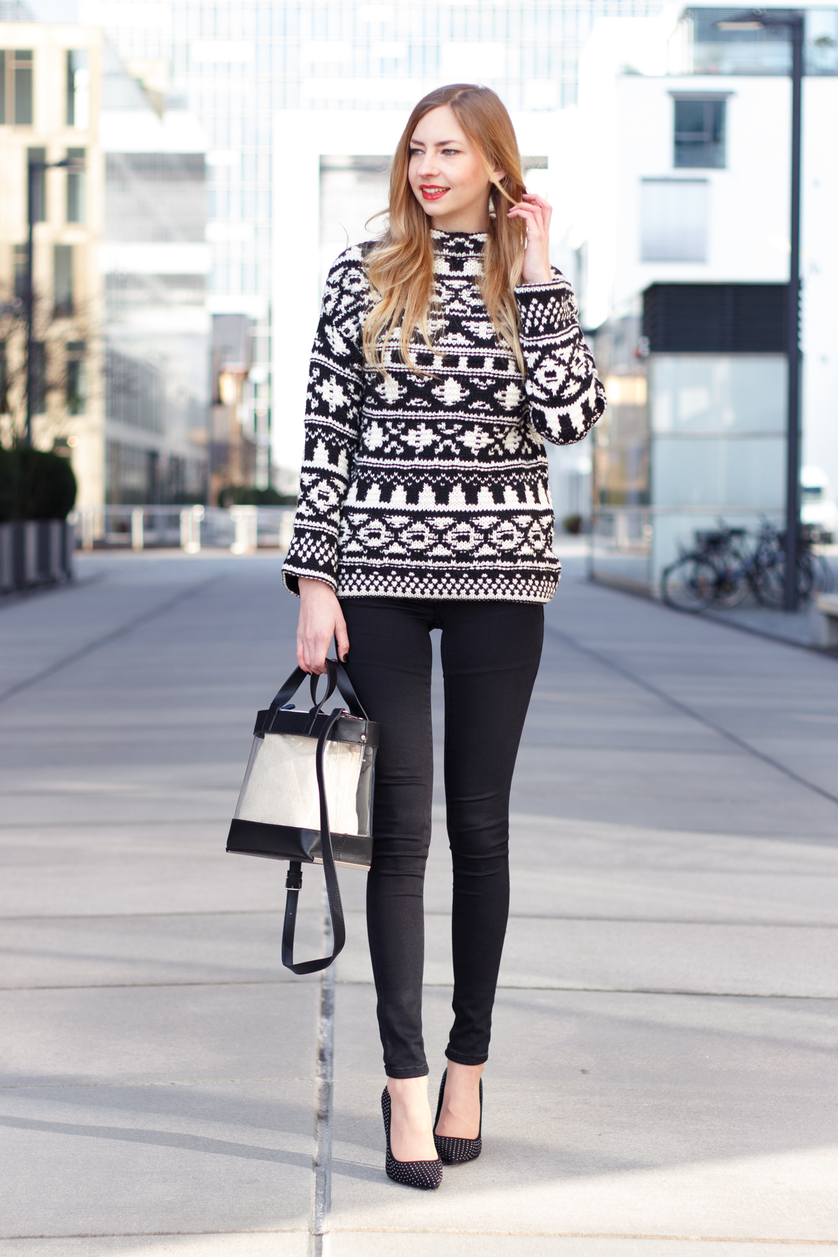 Black & White II How I met my outfit