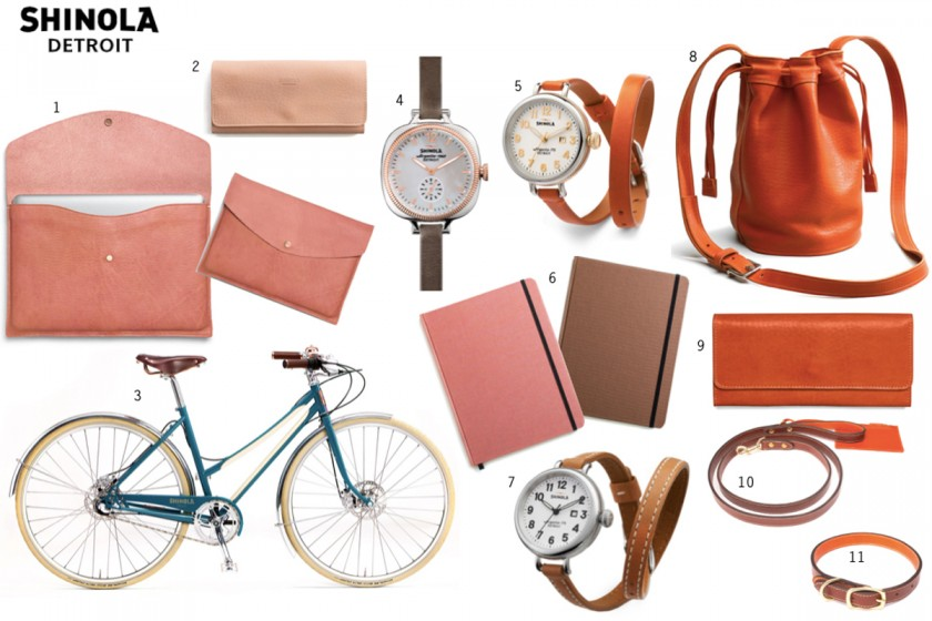 Shopping Inspiration - Shinola Detroit II How I met my outfit