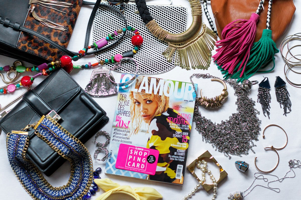 Glamour Shopping-Week 2. - 11. April 2015 II How I met my outfit