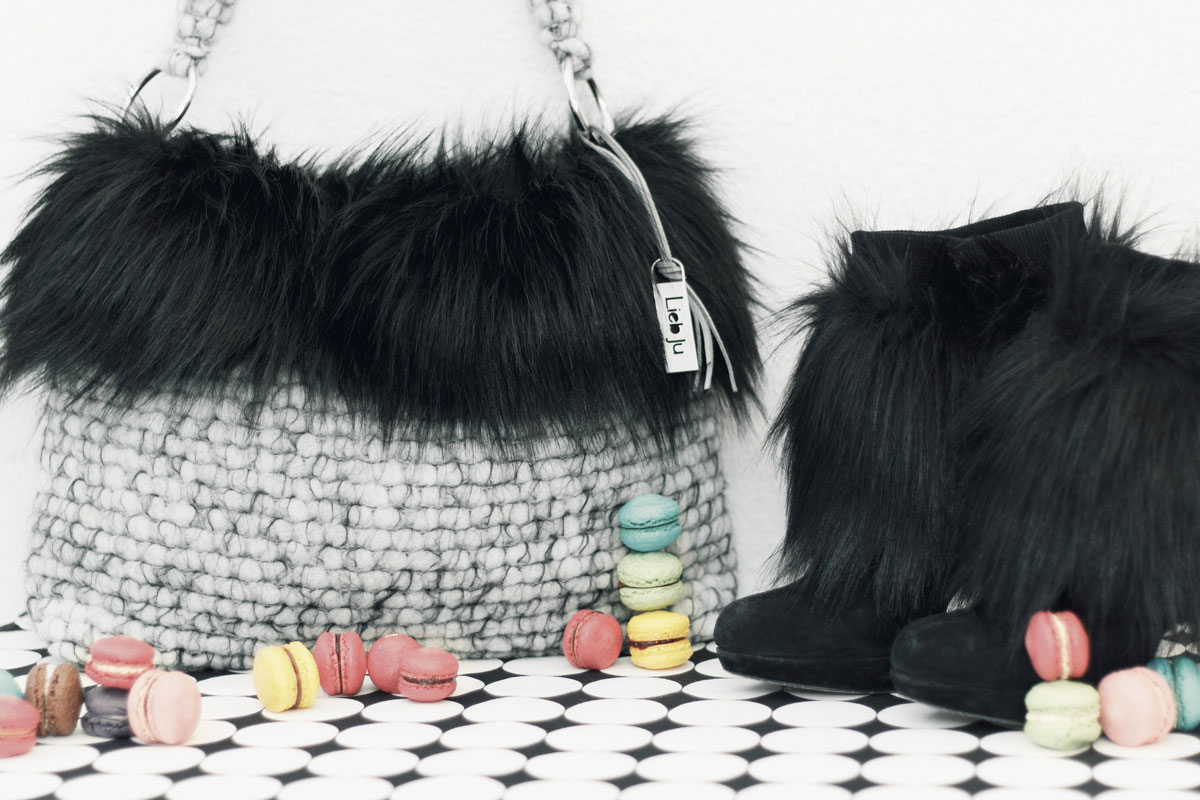 New in: Lieb Ju bag and cuffs EVE II How I met my outfit