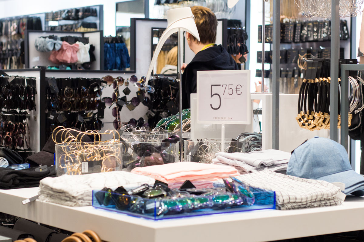Forever 21 Store Opening - Minto Mönchengladbach // How I met my outfit