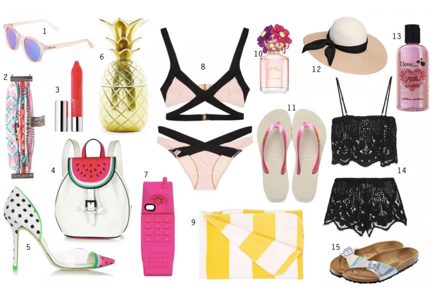 Longing for summer! II How I met my outfit