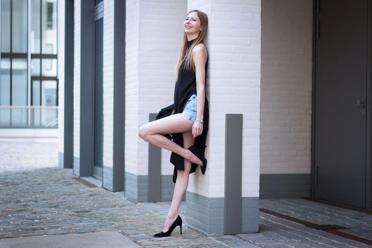 True Love: Denim Shorts