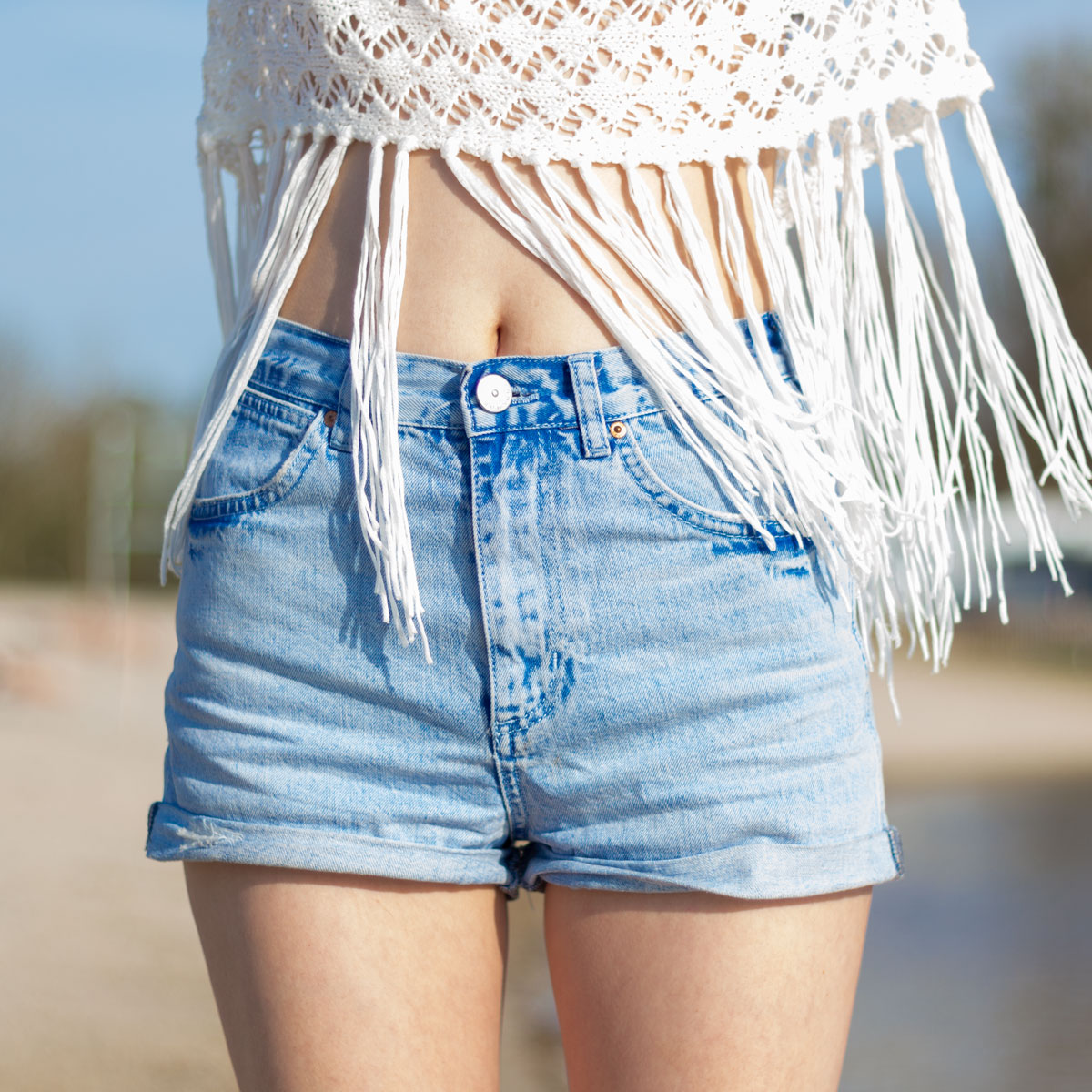 This is summer. // How I met my outfit by Dana Lohmüller