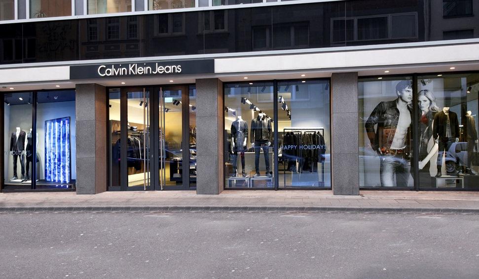 Calvin Klein Store Köln II photos: Jakub Nowicki