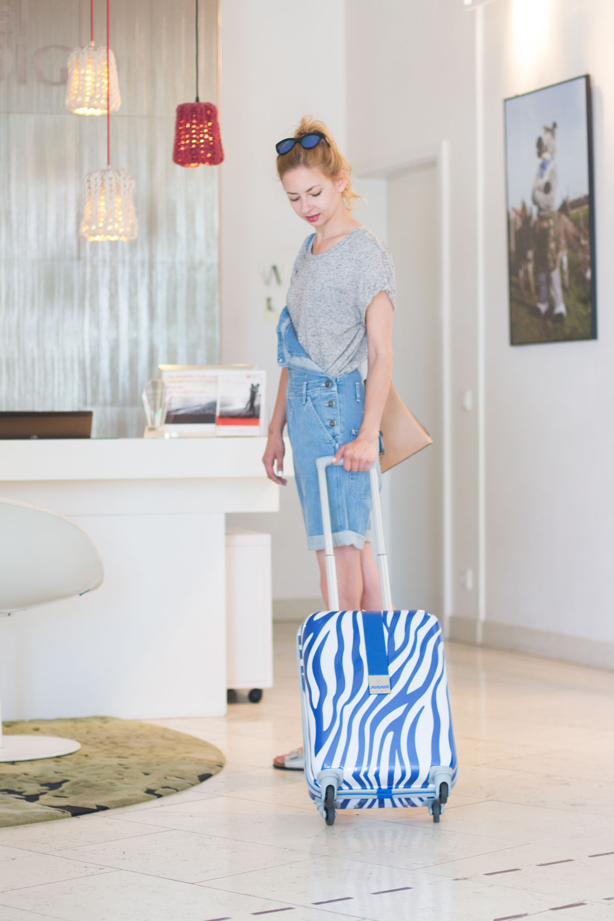 MBFW Berlin - Hotel Indigo Berlin Ku'damm II photos: Benedikt Napolowski II How I met my outfit