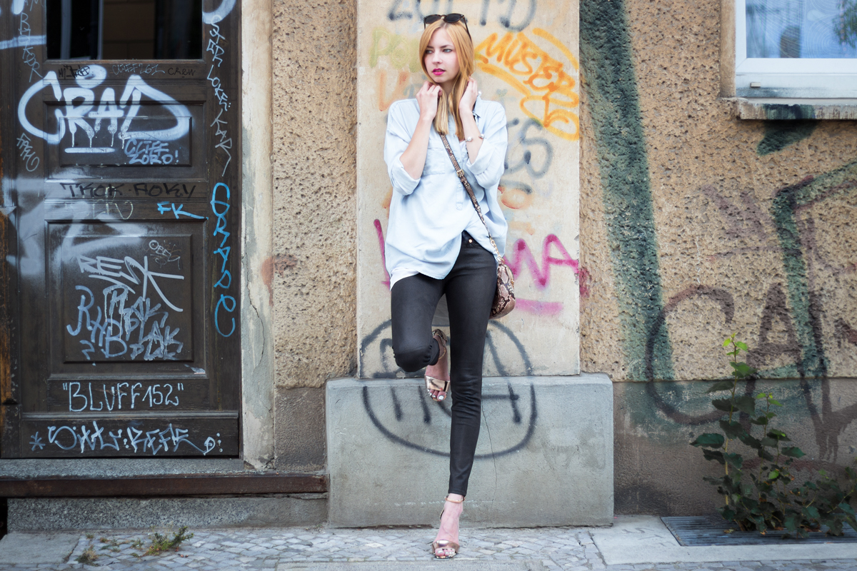 Casual Street Style X myClassico II How I met my outfit