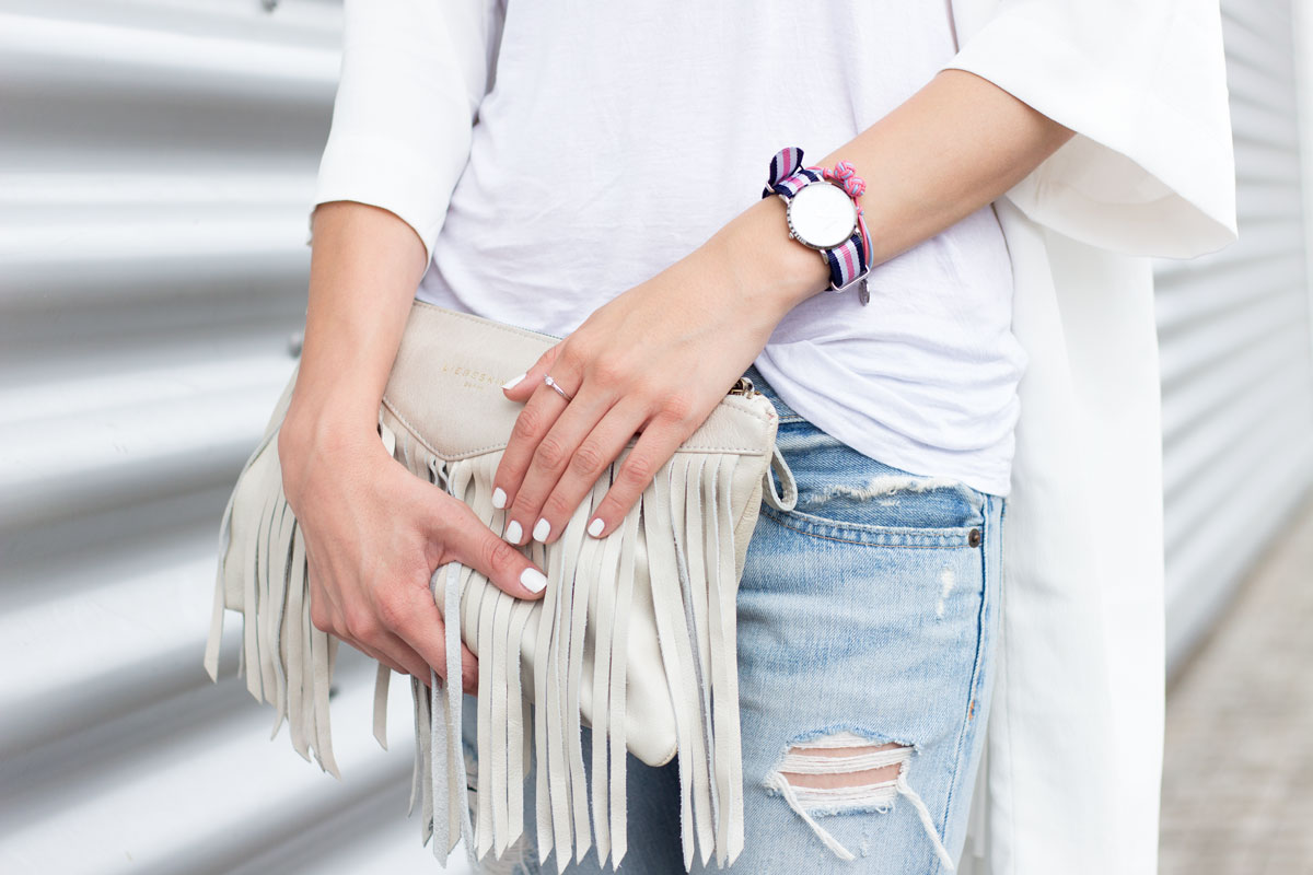 It's all about accessories - MBFW IV // How I met my outfit