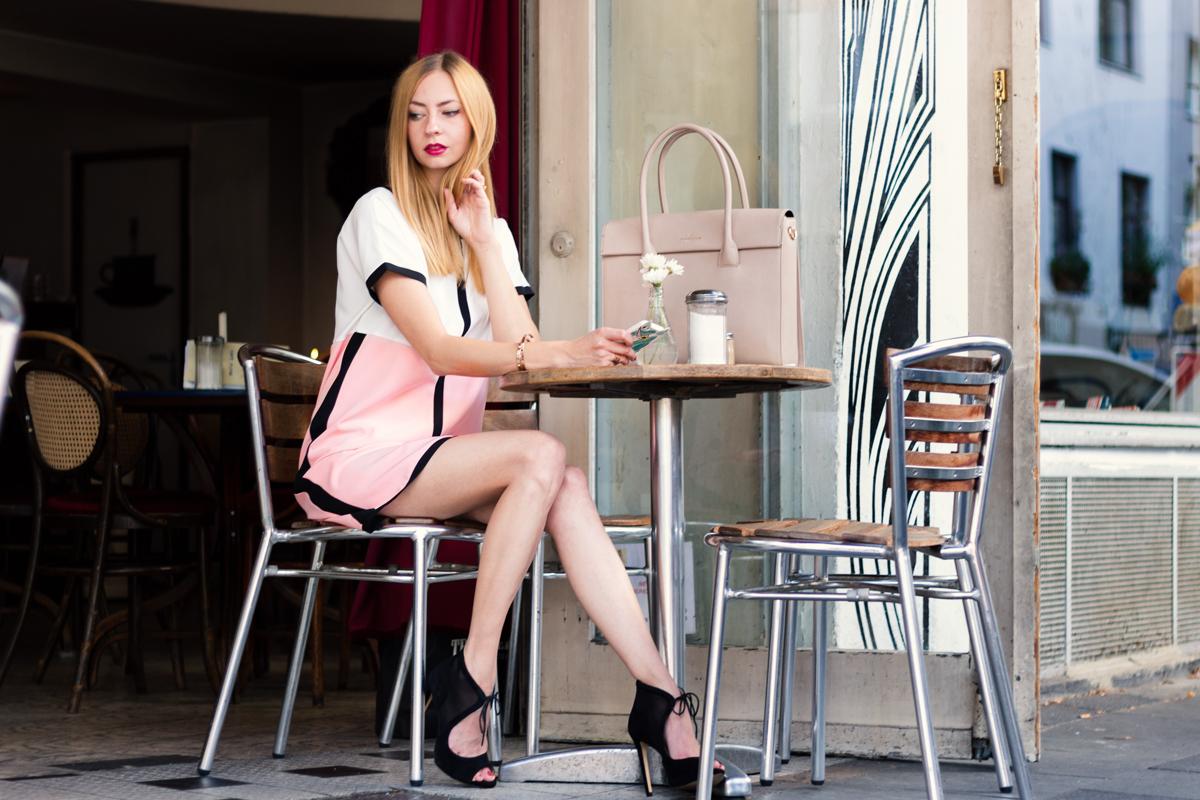 Parisian Chic X Impressionen II How I met my outfit II photos: Benedikt Napolowski