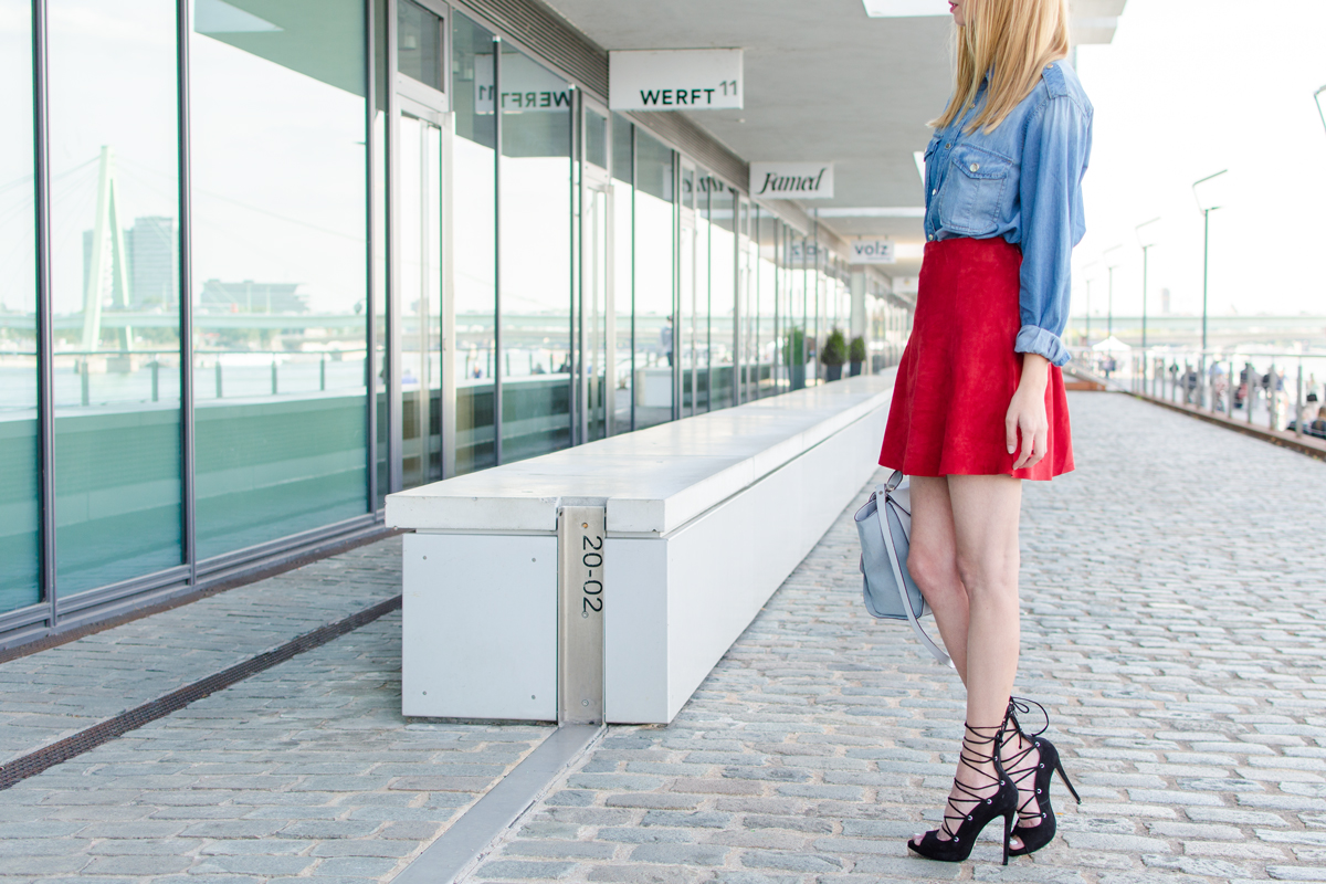 How To Style Strappy Heels