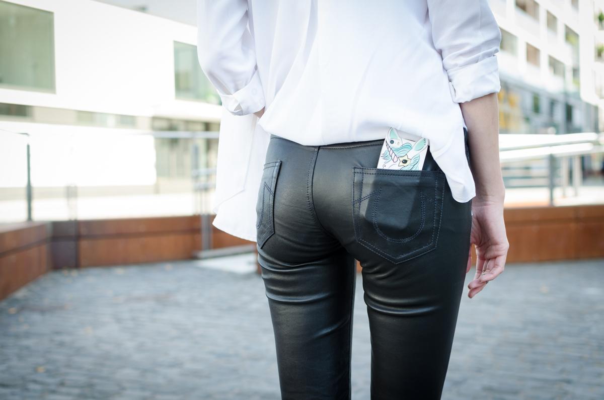 True Religion - True Leather Pants Love