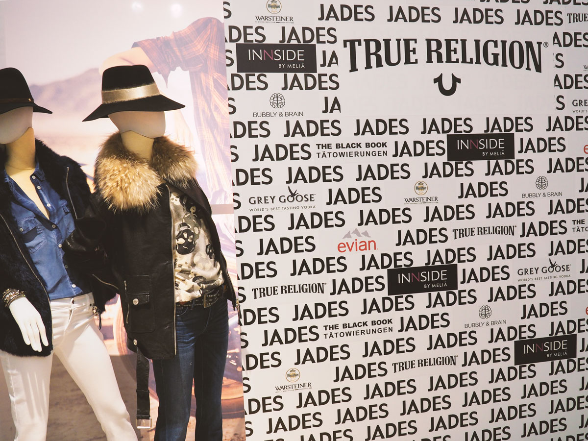"True Religion ""Be So Bold"" Tour Event - Düsseldorf II How I met my outfit II photos: Jochen Schneider"