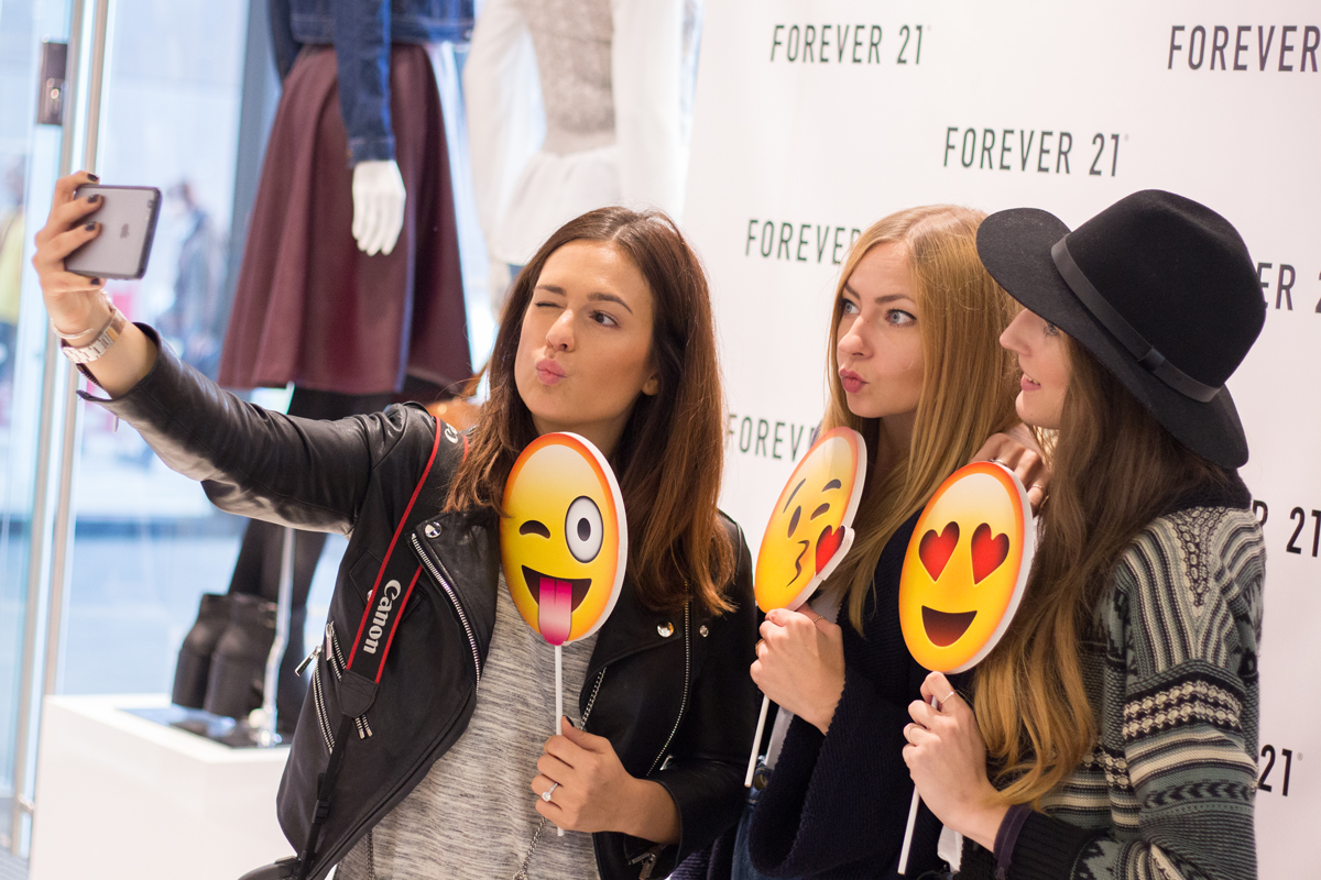 Forever 21 store opening Bochum II How I met my outfit by Dana Lohmüller