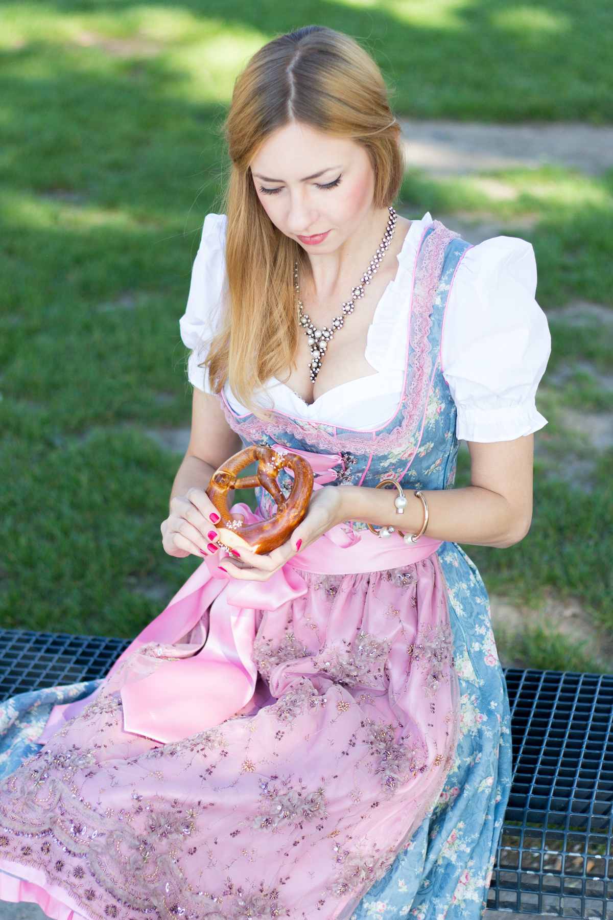 Dirndl Trend & Oktoberfest 2015 Facts II How I met my outfit