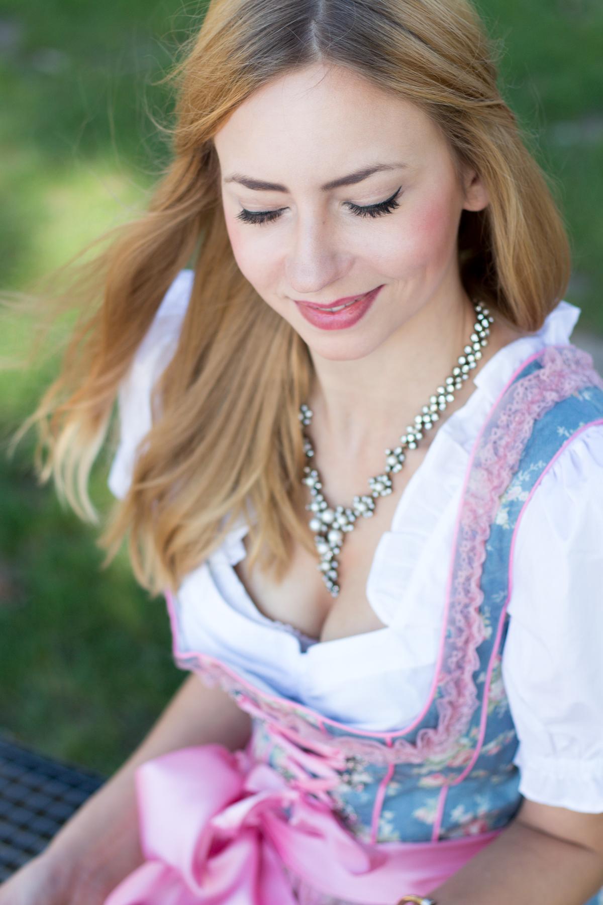 Dirndl Trend & Oktoberfest 2015 Facts II How I met my outfit by Dana Lohmüller