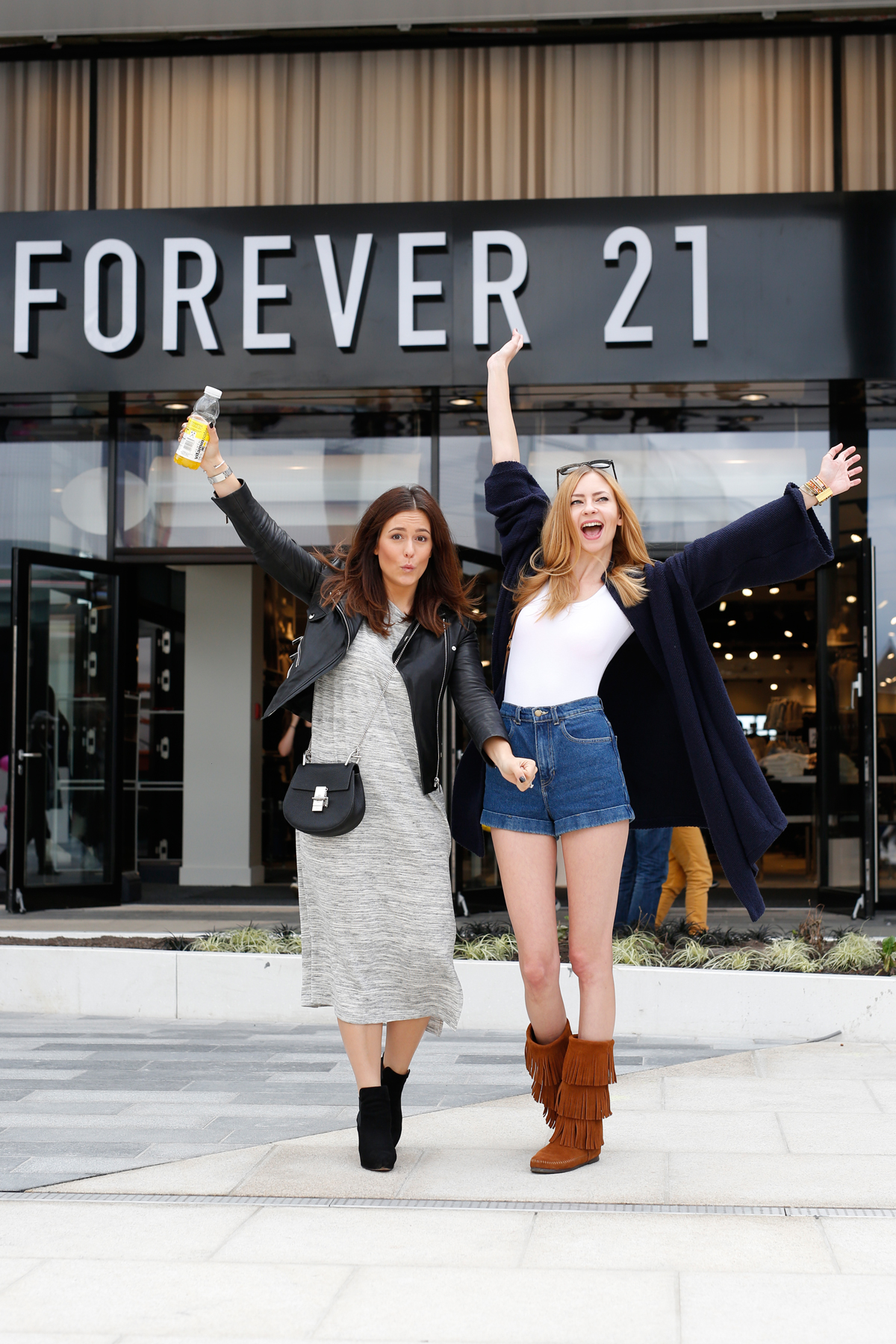 Forever 21 Store Opening in Bochum - Impressions || How I met my outfit by Dana Lohmüller with somegoodspirits