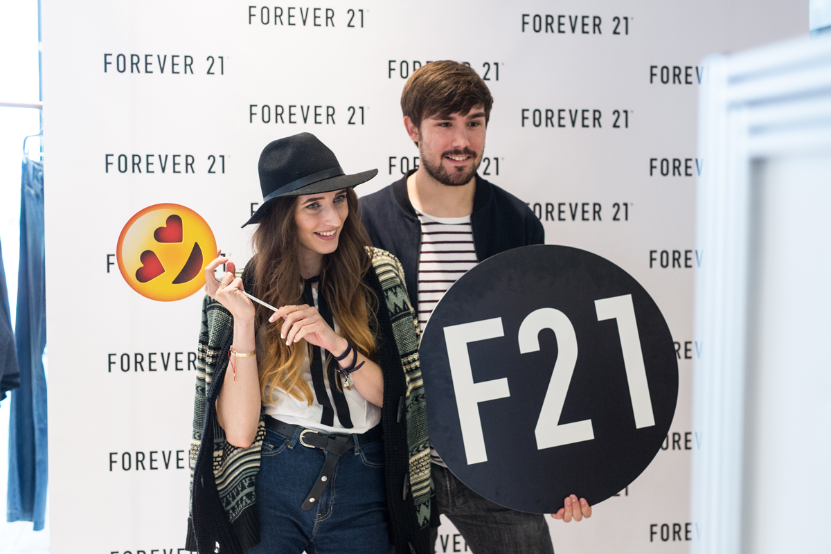 Forever 21 store opening Bochum II How I met my outfit II photos: Nils Krüger