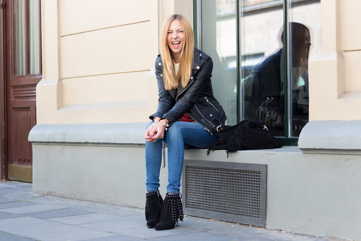 Leather Goods & Iphoria Cashmere Collection II How I met my outfit by Dana Lohmüller