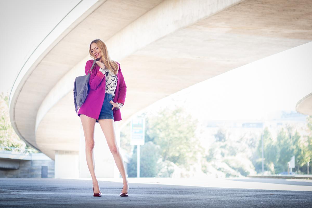 Pink Business II How I met my outfit II photos: Benedikt Napolowski