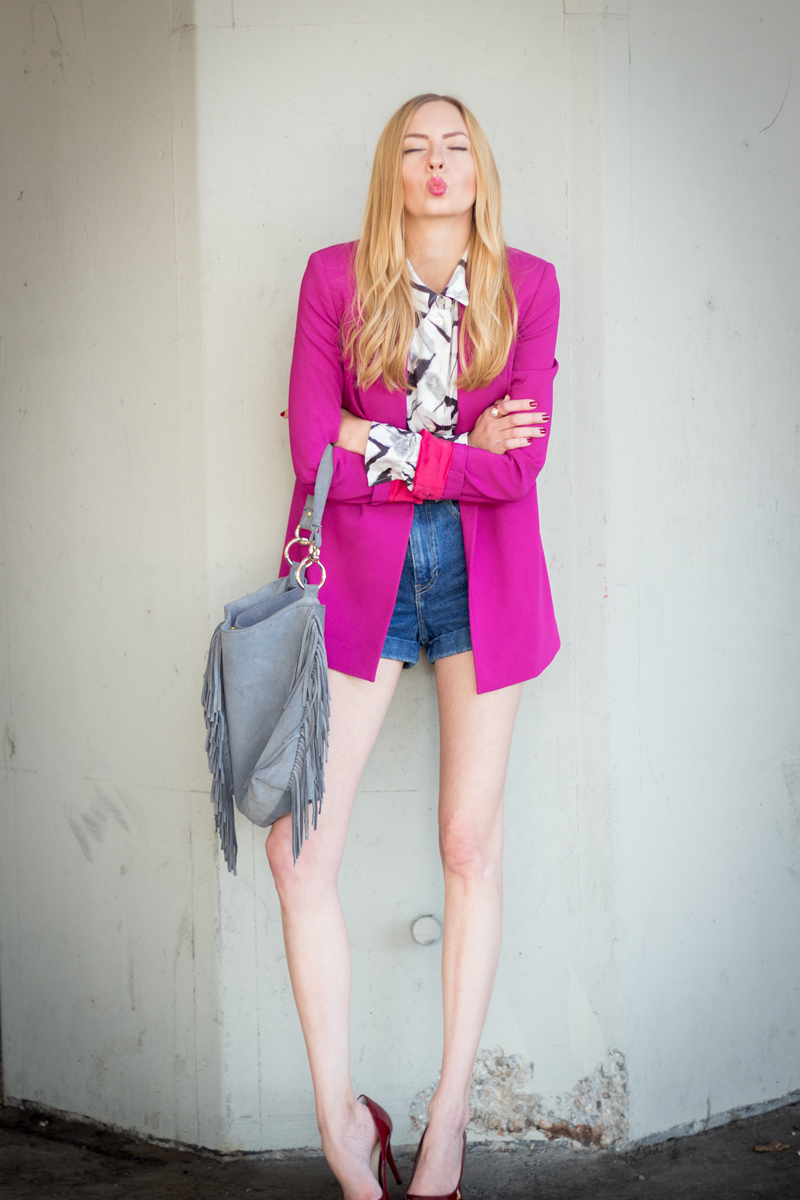 Pink Business II How I met my outfit