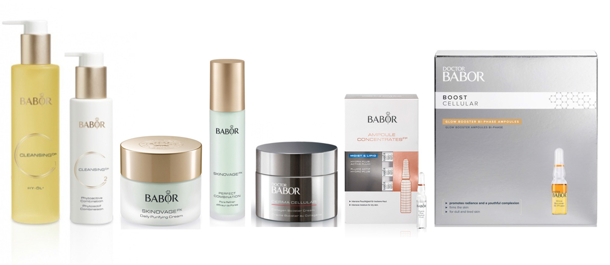 My Daily Skincare Routine With Babor II How I met my outfit II photos: Babor Homepage