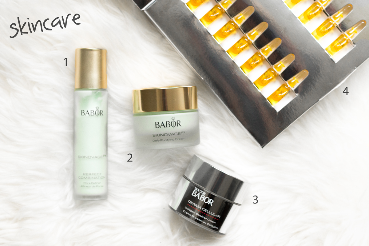 My Daily Skincare Routine With Babor II How I met my outfit