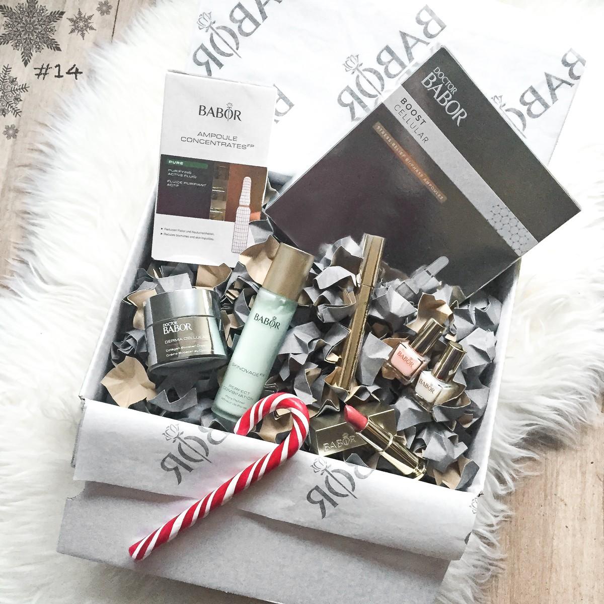 Blogger Adventskalender 2015 II How I met my outfit by Dana Lohmüller  II großes BABOR Beauty Paket im Wert von über 300 €