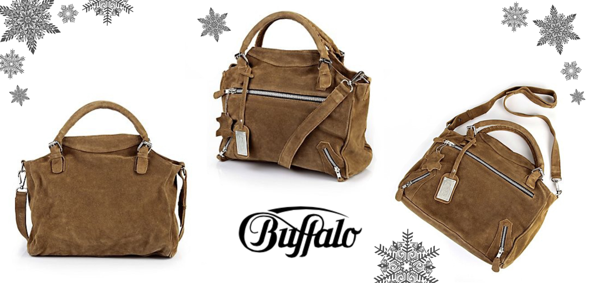 Blogger Adventskalender 2015 II How I met my outfit by Dana Lohmüller II photos: Buffalo Homepage II Buffalo Velourleder Tasche