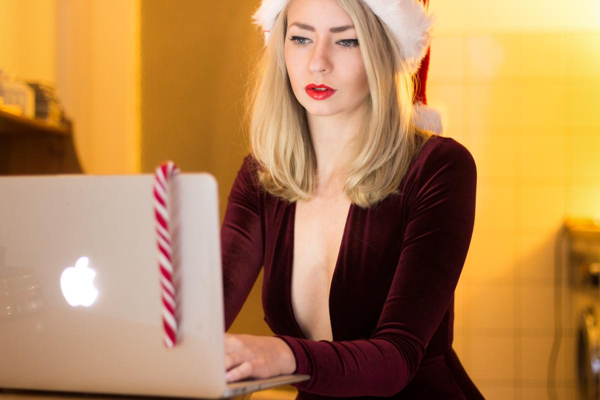 #WeihnachtenistinDir - Sternstunden by OTTO I How I met my outfit by Dana Lohmüller