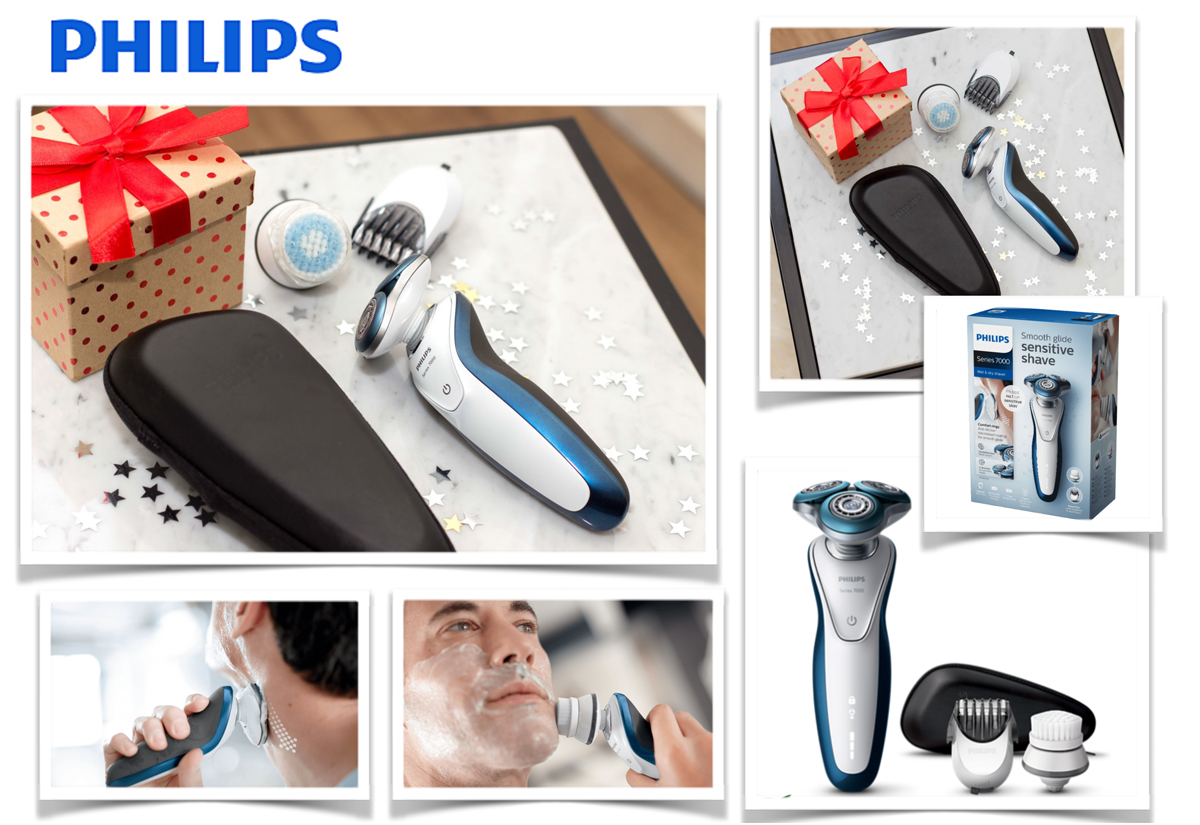 50 Last Minute Weihnachts-Geschenkideen für Ihn II How I met my outfit by Dana Lohmüller II photos: Philips Webseite II Philips Shaver 7000 series