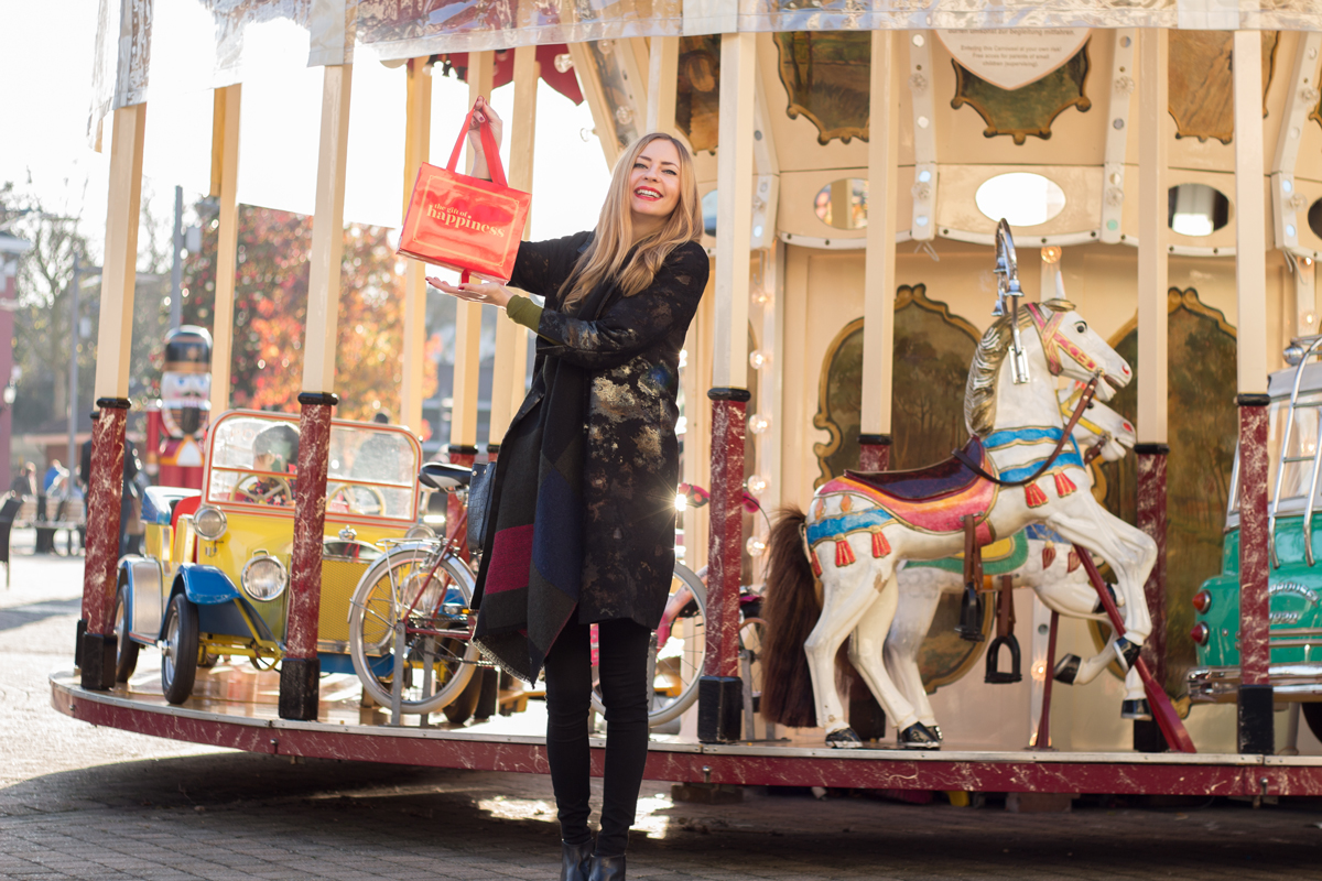 Christmas Look Shopping @ Designer Outlet Roermond I How I met my outfit by Dana Lohmüller