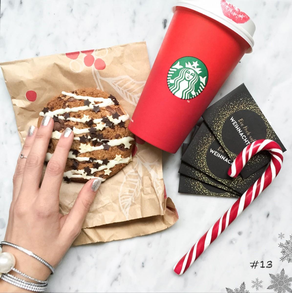 Blogger Adventskalender 2015 II How I met my outfit by Dana Lohmüller  II 100 € Starbucks Gutschein